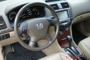 2007 HONDA ACCORD EX-L V6 3.0L 011