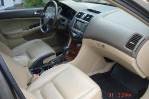 2007 HONDA ACCORD EX-L V6 3.0L 012