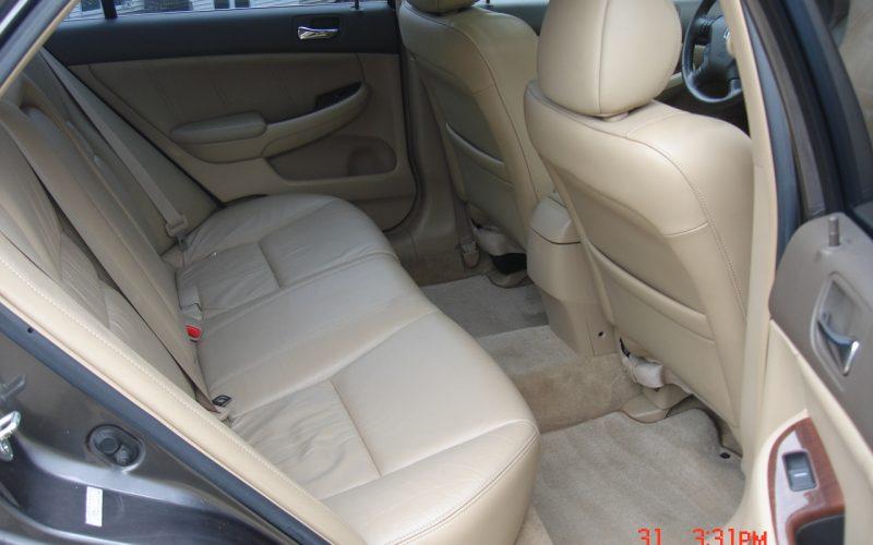 2007 HONDA ACCORD EX-L V6 3.0L 015