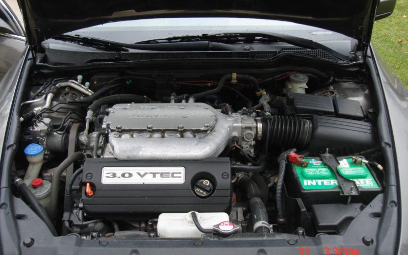 2007 HONDA ACCORD EX-L V6 3.0L 018