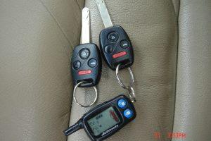 2007 HONDA ACCORD EX-L V6 3.0L 020