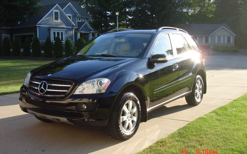 2007 Mercedes BENZ ML320 CDI 016