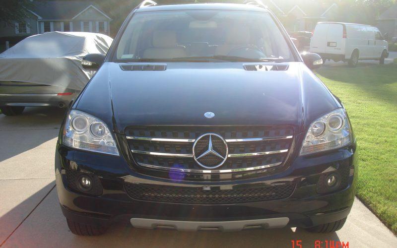 2007 Mercedes BENZ ML320 CDI 017