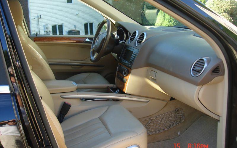 2007 Mercedes BENZ ML320 CDI 022