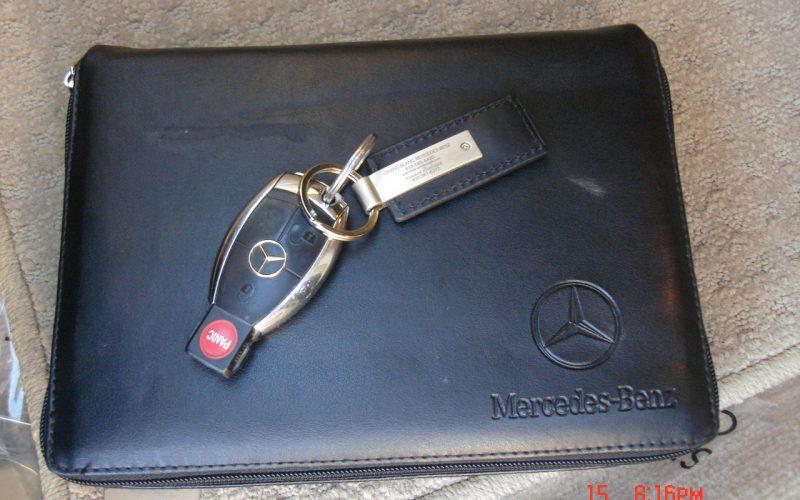 2007 Mercedes BENZ ML320 CDI 024