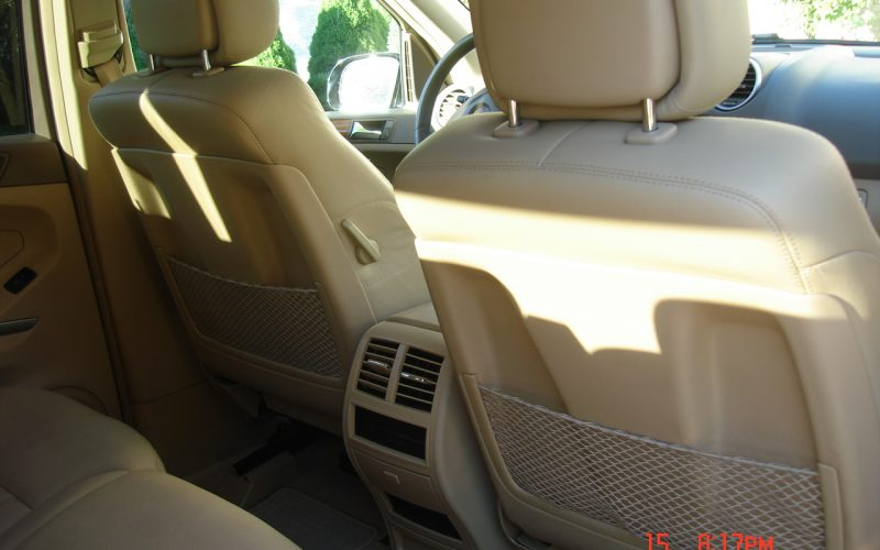 2007 Mercedes BENZ ML320 CDI 028
