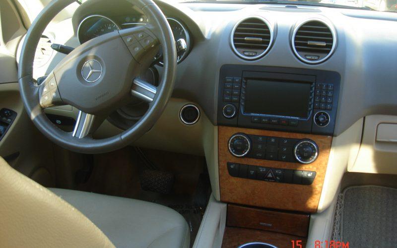 2007 Mercedes BENZ ML320 CDI 029