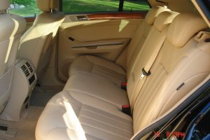 2007 Mercedes BENZ ML320 CDI 030