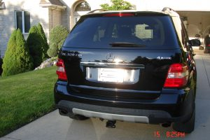 2007 Mercedes BENZ ML320 CDI 032