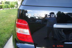 2007 Mercedes BENZ ML320 CDI 033