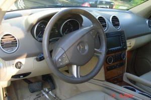 2007 Mercedes BENZ ML320 CDI 039