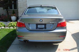 2008 BMW 535 XI AWD NAVIGATION 006
