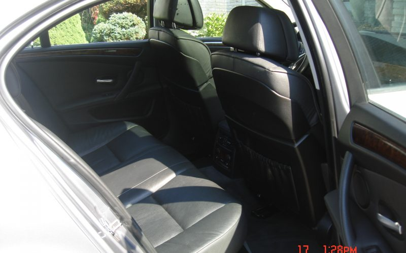 2008 BMW 535 XI AWD NAVIGATION 007