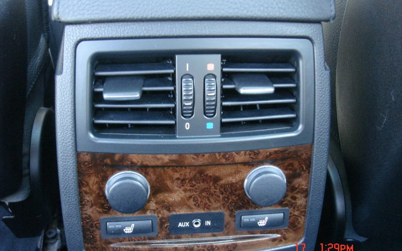 2008 BMW 535 XI AWD NAVIGATION 013