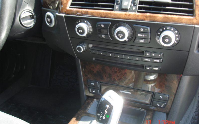 2008 BMW 535 XI AWD NAVIGATION 019