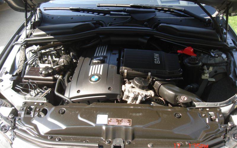 2008 BMW 535 XI AWD NAVIGATION 024