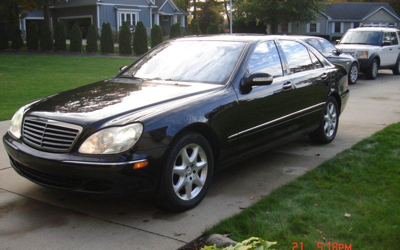 2005 MERCEDES BENZ S500 4 MATIC 001