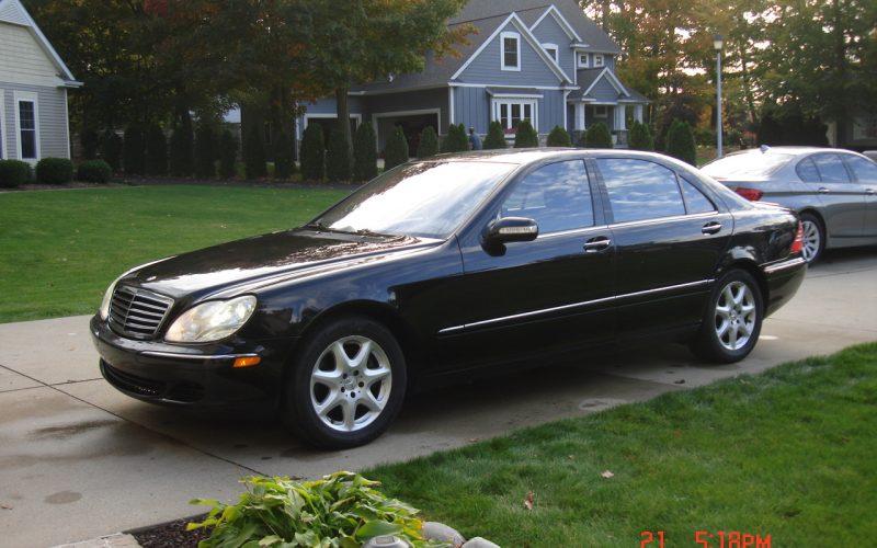 2005 MERCEDES BENZ S500 4 MATIC 002