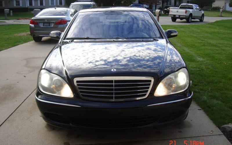 2005 MERCEDES BENZ S500 4 MATIC 003