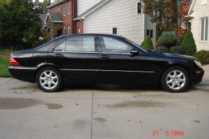 2005 MERCEDES BENZ S500 4 MATIC 005