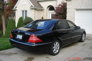 2005 MERCEDES BENZ S500 4 MATIC 006