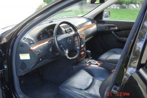 2005 MERCEDES BENZ S500 4 MATIC 009