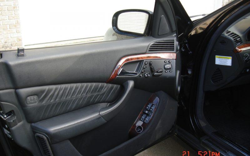 2005 MERCEDES BENZ S500 4 MATIC 010