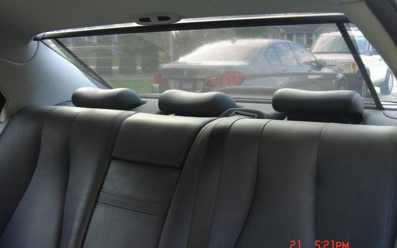 2005 MERCEDES BENZ S500 4 MATIC 011