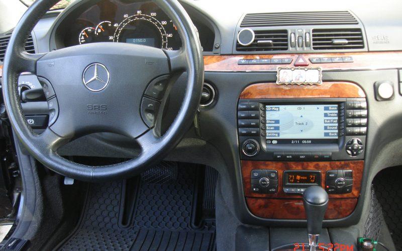 2005 MERCEDES BENZ S500 4 MATIC 015