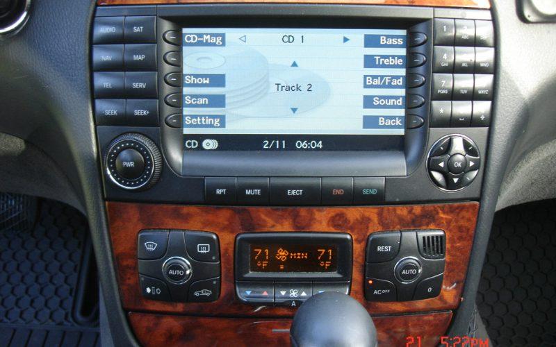 2005 MERCEDES BENZ S500 4 MATIC 016