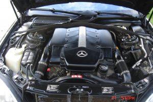 2005 MERCEDES BENZ S500 4 MATIC 024