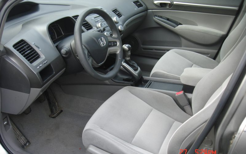 2006 HONDA CIVIC EX 004