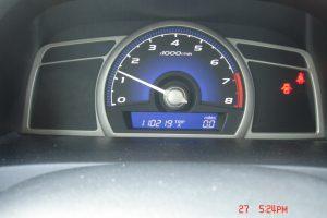 2006 HONDA CIVIC EX 006