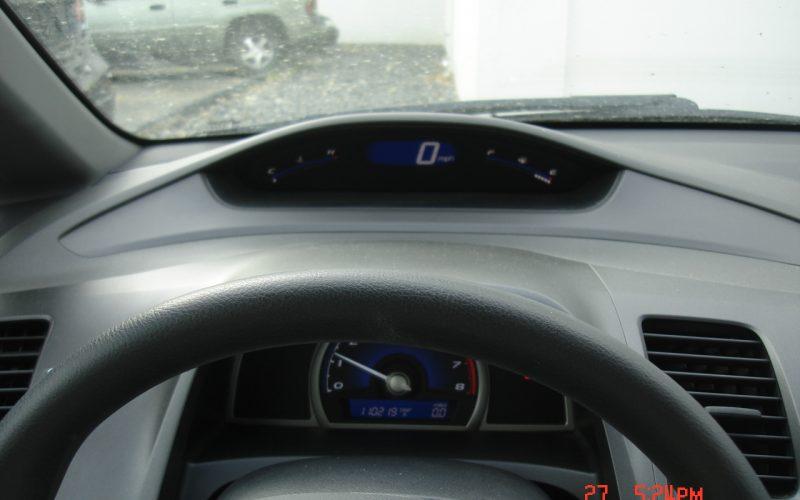 2006 HONDA CIVIC EX 007