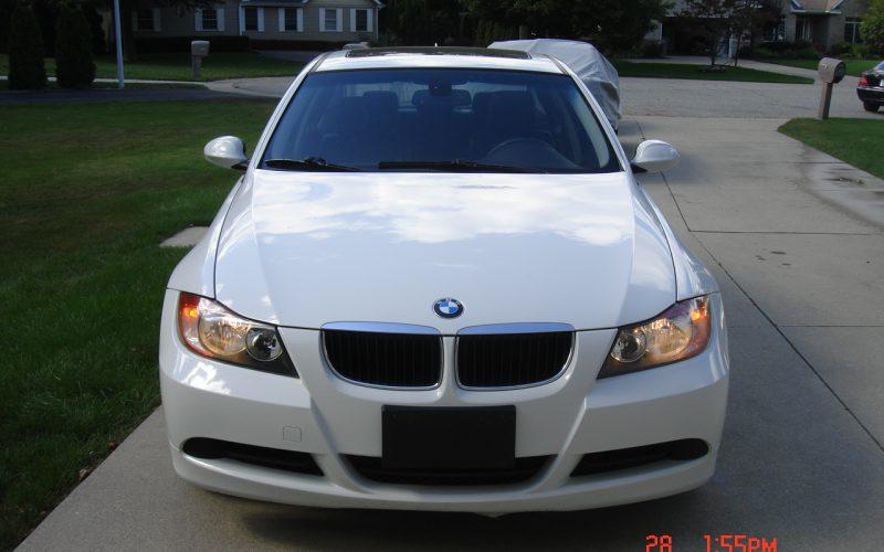 2007 BMW 323I SPORT V6 2.5L 001