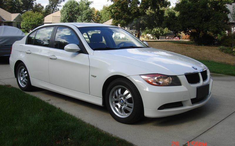 2007 BMW 323I SPORT V6 2.5L 002