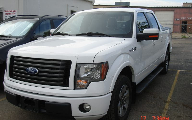 2010 FORD F-150 FX-2 001