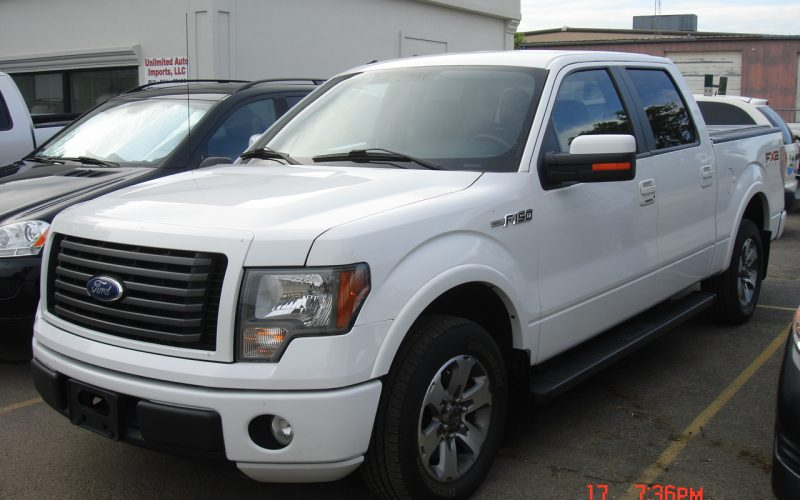 2010 FORD F-150 FX-2 002
